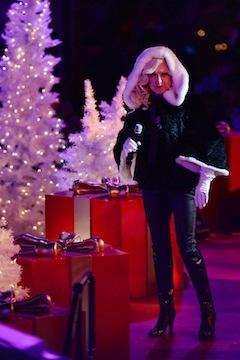 82nd Rockefeller Center Christmas Tree Lighting Ceremony